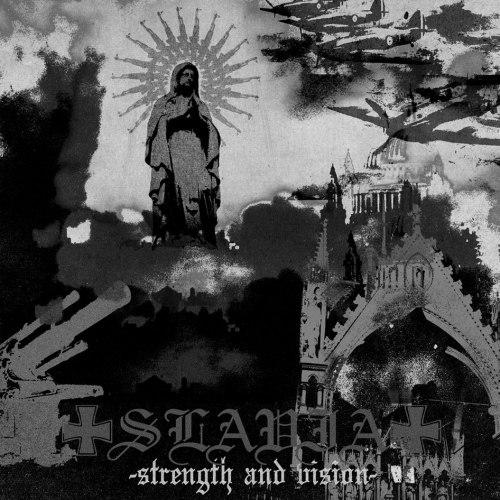 SLAVIA - Strength And Vision Digi-CD Blackened Metal