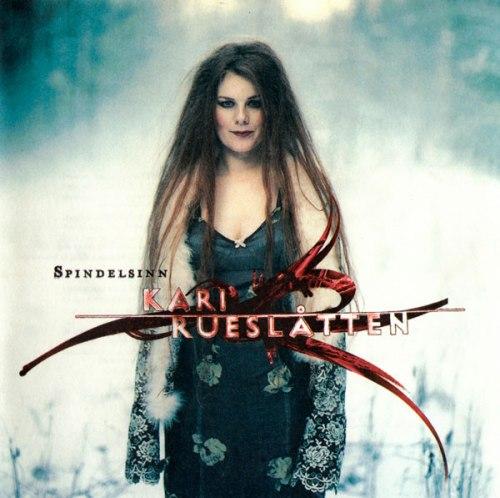 KARI RUESLATTEN - Spindelsinn CD Folk Rock