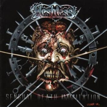 FLESHLESS - Sensual Death Immitation CD Death Grind