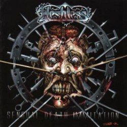 FLESHLESS - Sensual Death Immitation CD Death Grind