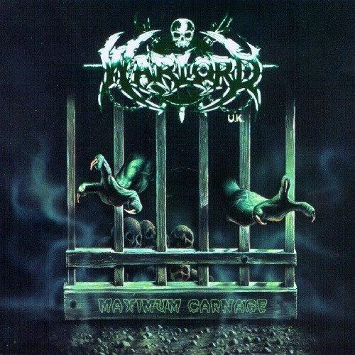 WARLORD UK - Maximum Carnage LP Death Trash Metal