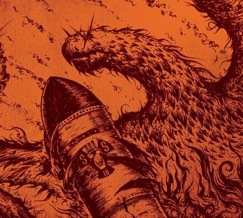 SS-18 - Nuclearpteryx Digi-CD Industrial Black Metal