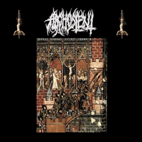 ARGHOSLENT - Arsenal Of Glory Digi-CD Black Metal