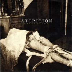 ATTRITION - Invocation CD Dark Ambient