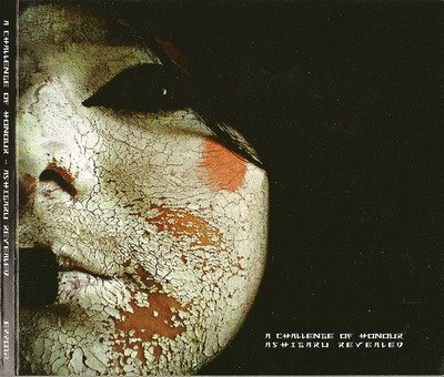 A CHALLENGE OF HONOUR - Ashigaru Revealed Digi-CD Industrial Ambient