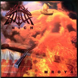 ZNICH - Мроя CD Pagan Metal