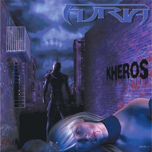 FURIA - Kheros Digi-CD Dark Metal