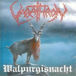 VARATHRON - Walpurgisnacht CD Black Metal