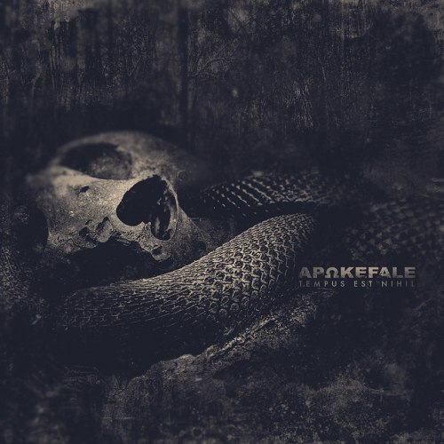 APOKEFALE - Tempus Est Nihil Digi-3CD Blackened Metal