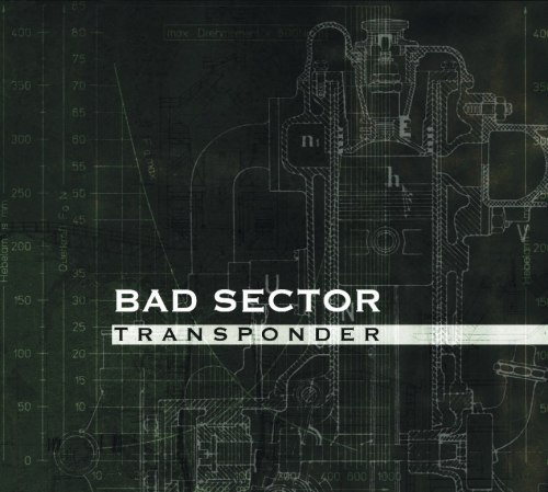 BAD SECTOR - Transponder Digi-CD Experimental Music