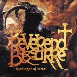 REVEREND BIZARRE - Harbinger Of Metal MCD Doom Metal
