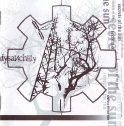 DYSANCHELY - Secrets Of The Sun CD Goth Rock