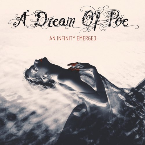 A DREAM OF POE - An Infinity Emerged CD Doom Metal