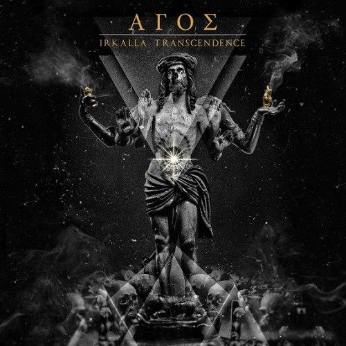 AGOS - Irkalla Transcendence LP Black Metal