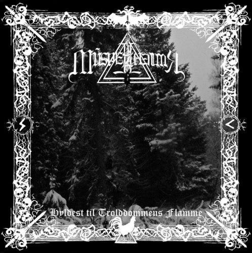 MUSPELLZHEIMR - Hyldest Til Trolddommens Flamme LP Pagan Metal