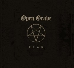 OPEN GRAVE - Fear Digi-CD Blackened Metal