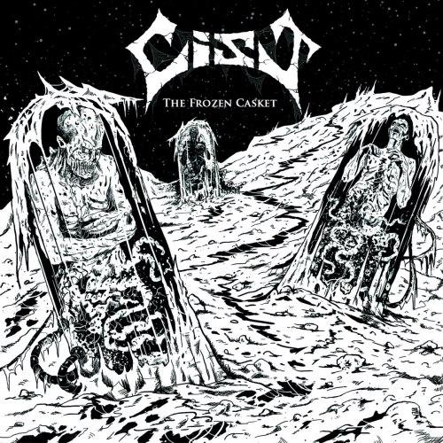 CIST - The Frozen Casket MCD Death Metal