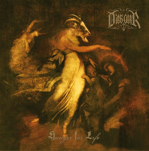 DIES ATER - Hunger for Life Digi-CD Blackened Metal