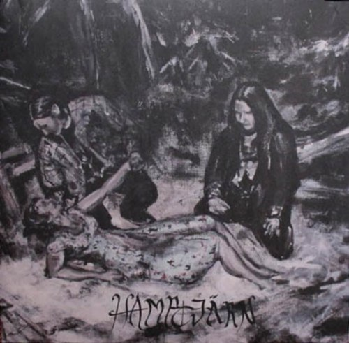WOODS OF INFINITY - Hamptjärn Gatefold LP Black Metal