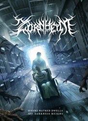 ZORNHEYM - Where Hatred Dwells and Darkness Reigns A5 Digi-CD Death Metal