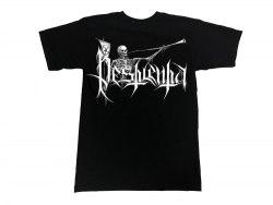 PESTILENTIA - Logo - M Майка Black Metal
