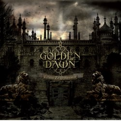 GOLDEN DAWN - Return to Provenance CD Dark Metal
