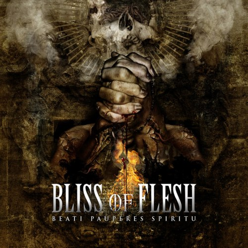 BLISS OF FLESH - Beati Pauperes Spiritu CD Blackened Death Metal