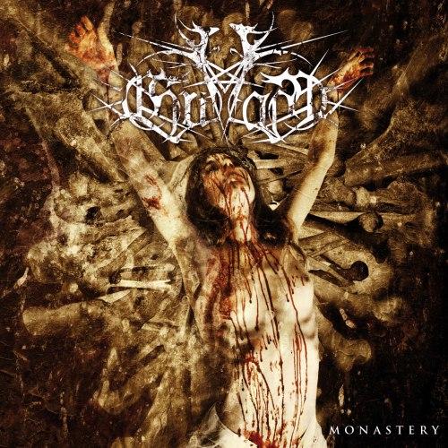 GRIFFAR - Monastery CD Blackened Metal