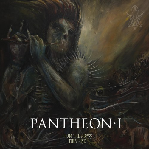 PANTHEON I - From the Abyss They Rise CD Black Metal