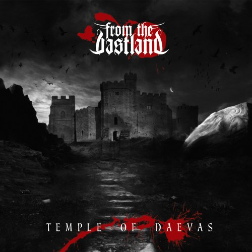 FROM THE VASTLAND - Temple of Daevas CD Dark Metal
