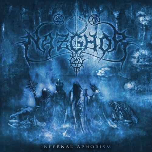 NAZGHOR - Infernal Aphorism CD Black Metal