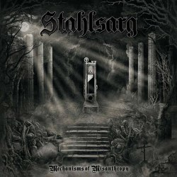 STAHLSARG - Mechanisms of Misanthropy CD Blackened Metal