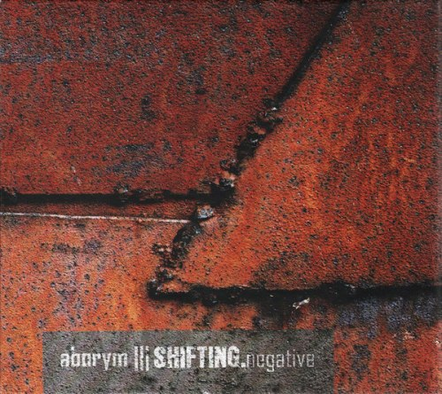 ABORYM - Shifting.negative Digi-Box Industrial Metal