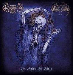 NIGHTBRINGER / ACHERONTAS - The Ruins Of Edom Digi-CD Black Metal