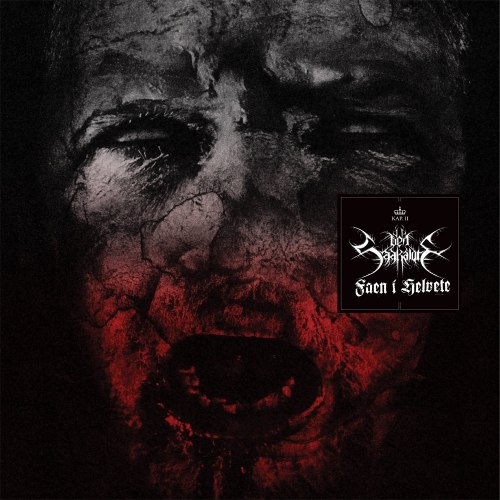 DEN SAAKALDTE - Kapittel II: Faen I Helvete Digi-CD Blackened Metal