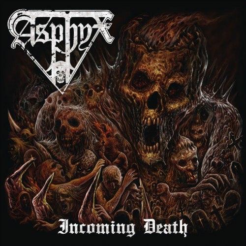 ASPHYX - Incoming Death CD Death Metal