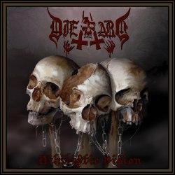 DIE HARD - Nihilistic Vision Digi-CD Death Thrash Metal