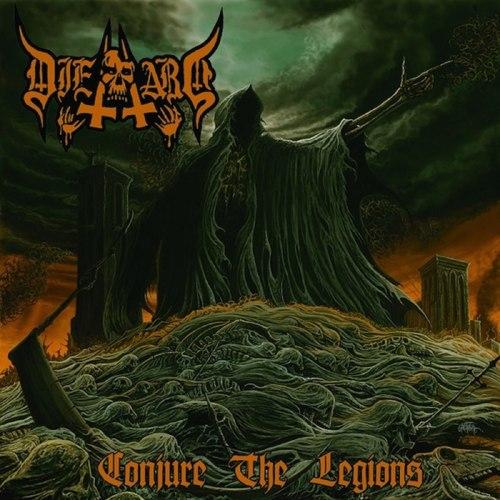 DIE HARD - Conjure The Legions CD Death Thrash Metal