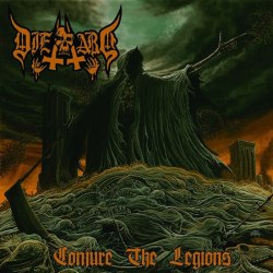 DIE HARD - Conjure The Legions CD Death Thrash Metal