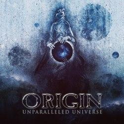 ORIGIN - Unparalleled Universe Digi-CD Technical Brutal Death Metal