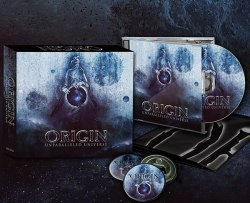 ORIGIN - Unparalleled Universe Digi-Box Technical Brutal Death Metal