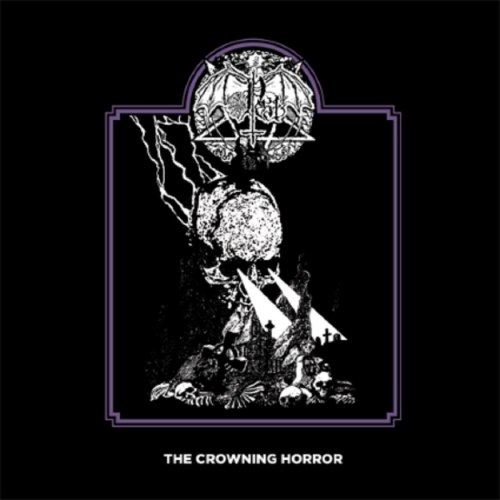 PEST - The Crowning Horror Digi-CD Horror Metal