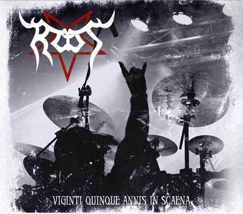 ROOT - Viginti Quinque Annis In Scaena Digi-CD+DVD Black Metal
