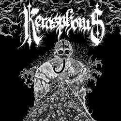 KERASPHORUS - Kerasphorus CD Black Death Metal