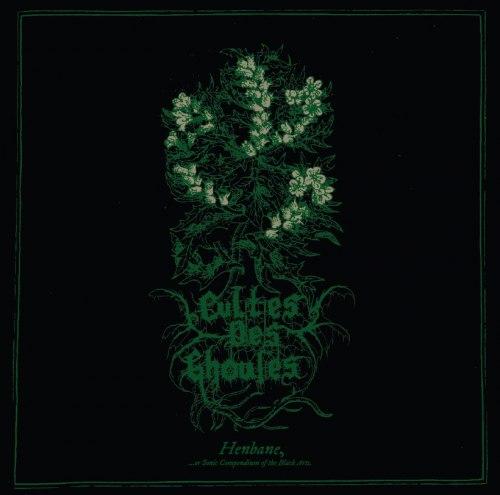 CULTES DES GHOULES - Henbane CD Black Metal