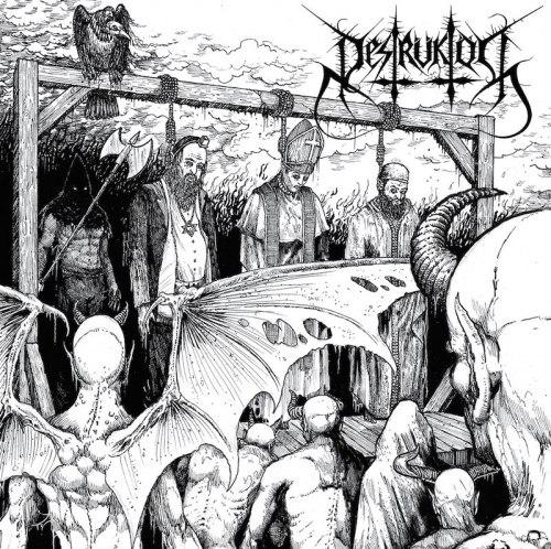DESTRUKTOR - Opprobrium CD Death Thrash Metal