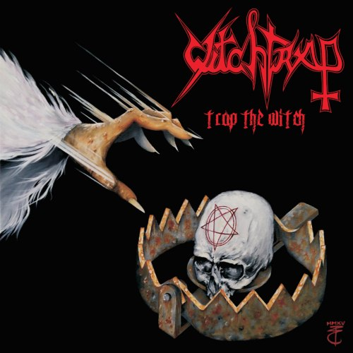 WITCHTRAP - Trap the Witch CD Thrash Metal