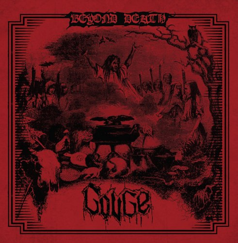 GOUGE - Beyond Death CD Death Grind