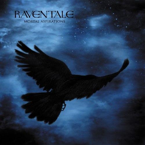 RAVENTALE - Mortal Aspirations CD Atmospheric Metal