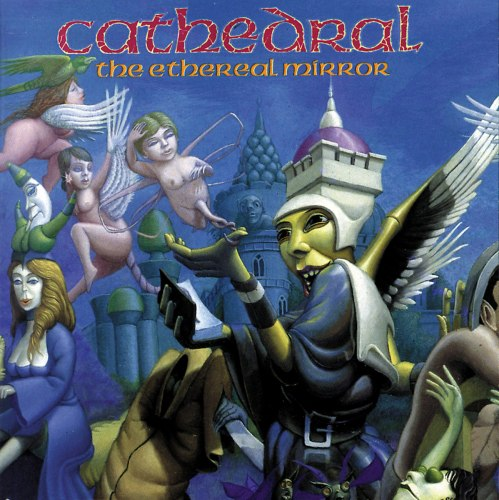 CATHEDRAL - The Ethereal Mirror CD Doom Metal